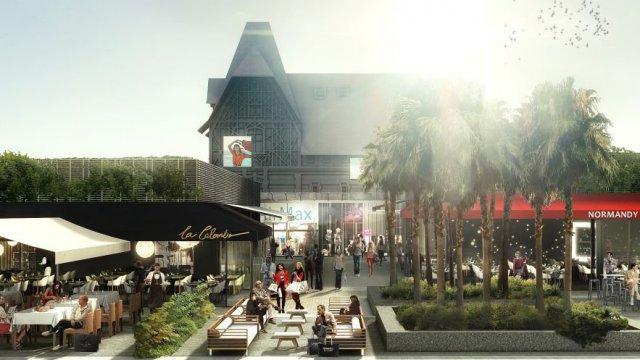 le 10 novembre ouverture du village de marques honfleur infos. Black Bedroom Furniture Sets. Home Design Ideas