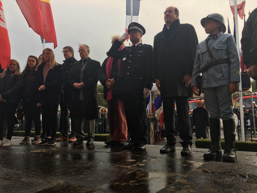 11 Novembre : Honfleur rend hommage aux « Poilus » de la grande guerre - Honfleur Infos