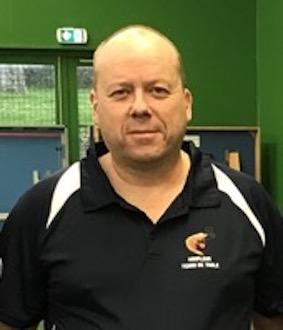 Desk tennis: Pascal Riette assumes the membership's presidency