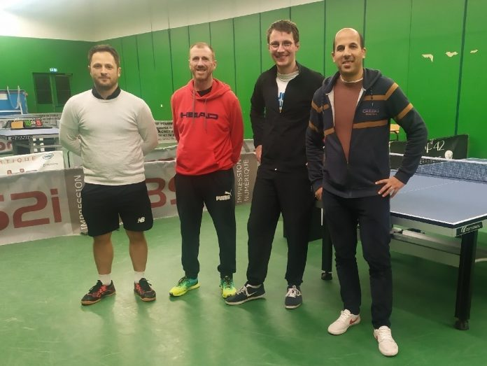 Table tennis: very encouraging results for the Honfleurais